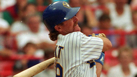 Robin Yount batted .285 in 64 games for the Newark Co-Pilots in 1973.